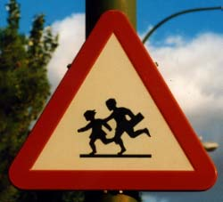 Beware of schoolchildren II