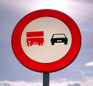 Lorry No-overtaking II