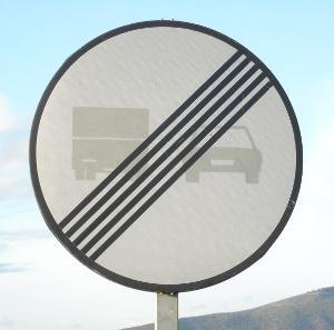 Lorry No-overtaking II