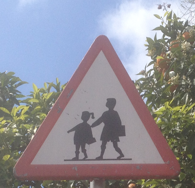 Beware of schoolchildren IV